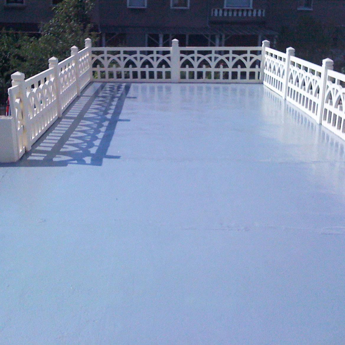 Roc etanche peinture toiture or peinture peinture pro for Peinture sol exterieur etanche