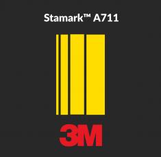 Bande adhésive temporaire 3M Stamark A711