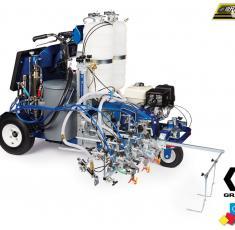 Graco Linelazer V 250DC série reflective