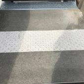 Bandes d'éveil de vigilance LABRADOR MTA adhésives blanches - Firminy (42)