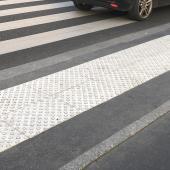 Bandes podotactiles LABRADOR MTA blanches - Rues parisiennes (75)