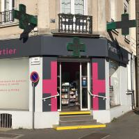 Nez de marche GECKO INOX GT60 jaune - Pharmacie à Angers (49)