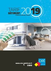 Tarif batiment 2019
